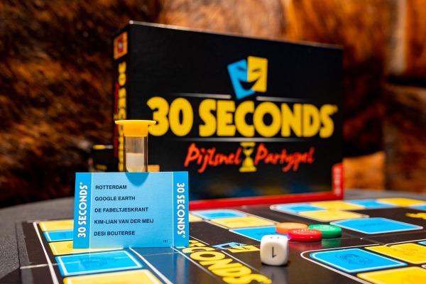 voorbeeldwoorden 30 seconds